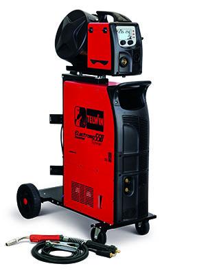 ELECTROMIG 550 SYNERGIC